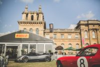 Pirelli celebrating Bentley centenary at Salon Privé