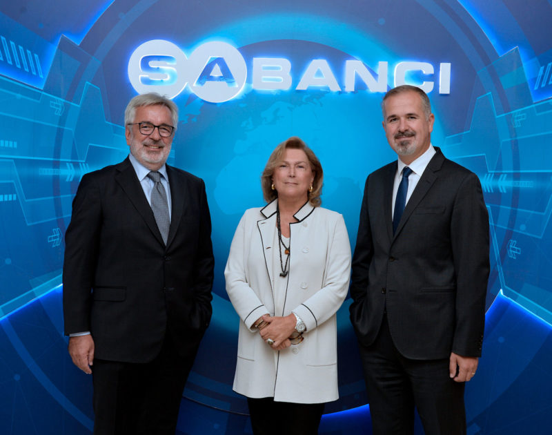 Alper takes on CEO role at Sabanci Holding