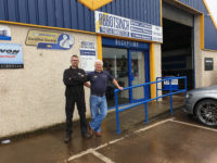 3 new Michelin Auto Professional centres in Scotland