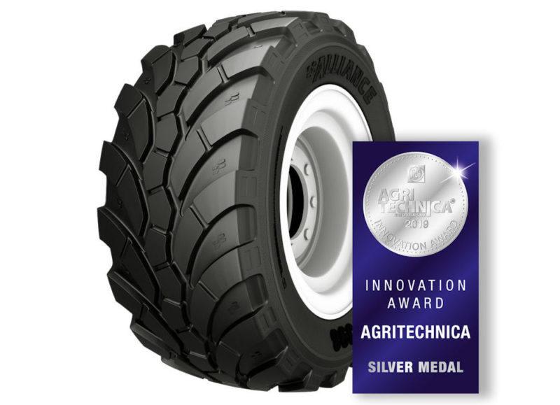 Agritechnica Innovation Award for Alliance 398 MPT