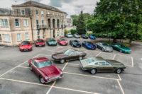 Avon Tyres hosts Aston Martin club in Melksham
