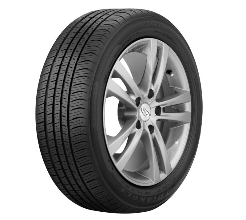 Triangle Advantex: Tests show improvements over predecessor tyre