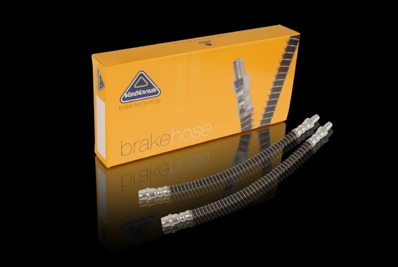 National launches new brake hose range