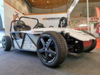 Swiss 'eRod' maker chooses Hankook as tyre partner