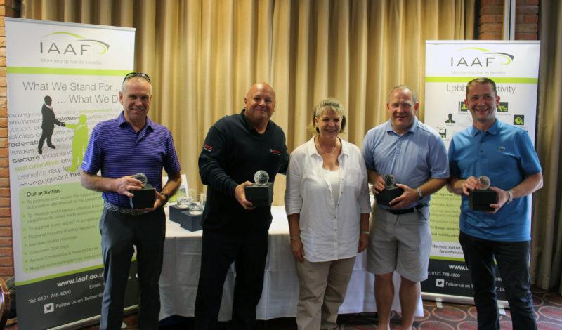 Sun shines on IAAF Golf Challenge 2019