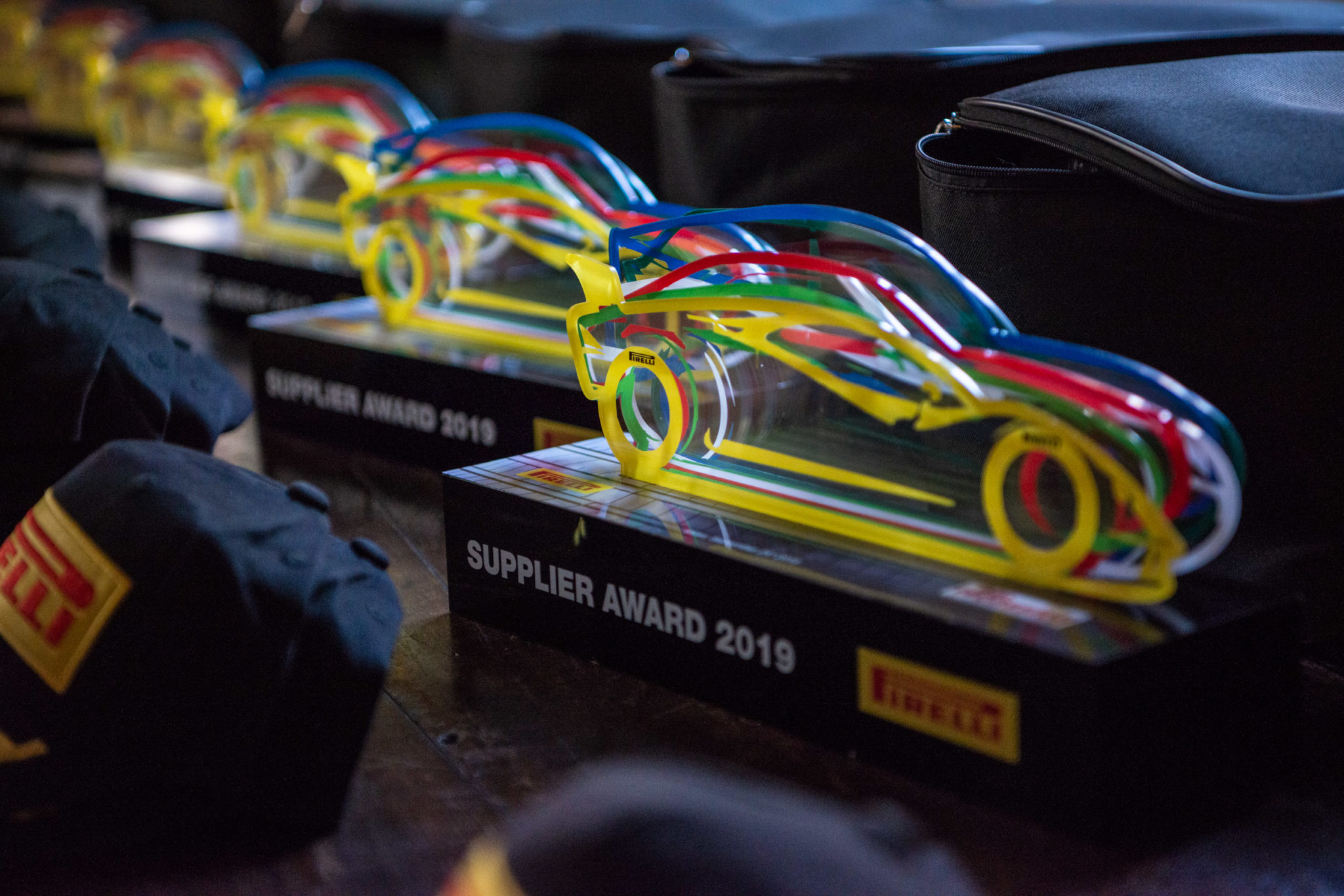 Pirelli Supplier Awards 2019