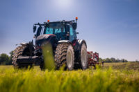 From Concept to King – Agritechnica launch for Nokian contractor tyre