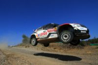 Robust performance for Pirelli gravel tyres at WRC debut