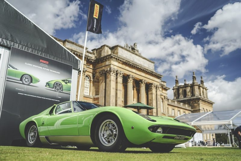 Pirelli launches Track Adrenaline a Salon Privé