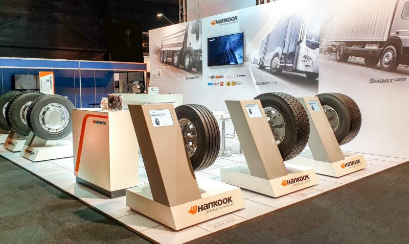 Hankook presents TBR tyres at Transport Compleet 2019 in Gorinchem