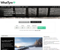 The top 8 tyre comparison sites compared