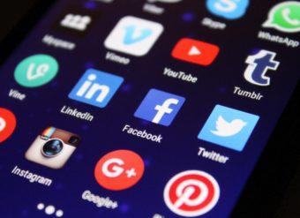 Social media tyre brands