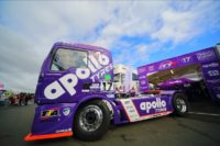 Apollo Tyres' Thelma truck to race at Le Mans 'one more time'