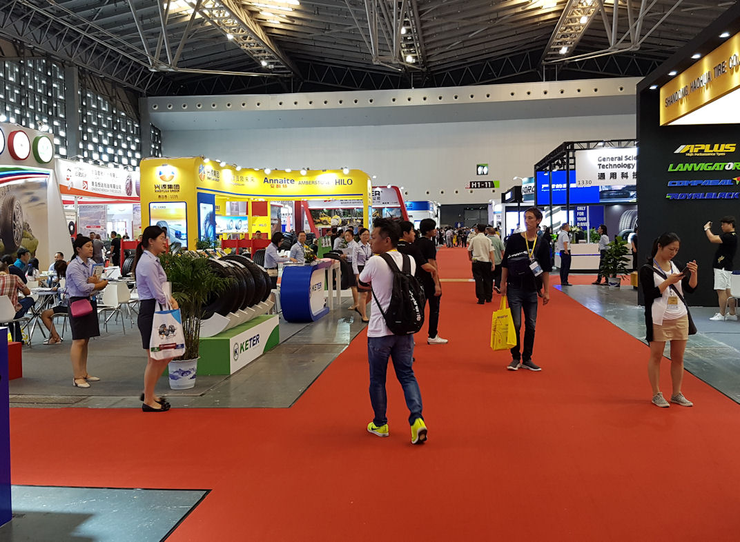 CITExpo 2019: Visitors, exhibitors responding 'energetically' to challenging market