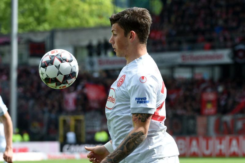 Toyo supporting Bundesliga team Fortuna Duesseldorf till 2022