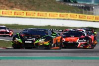 Lamborghini seals Blancpain GT honours on Pirelli tyres