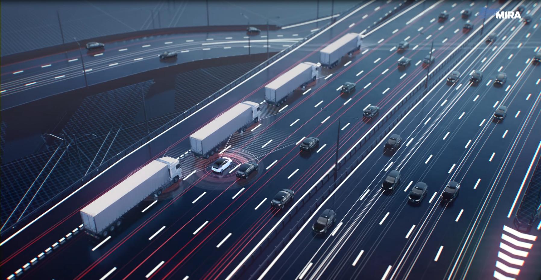 Smart tyres, smart infrastructure