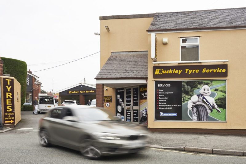 Buckley Tyres wins two best tyre retailer awards