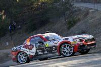 Pirelli celebrates 50 year partnership with Abarth 124 Rally