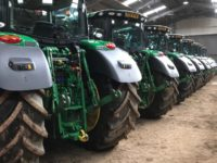 RG Contracting to move John Deere fleet to Michelin XeoBib