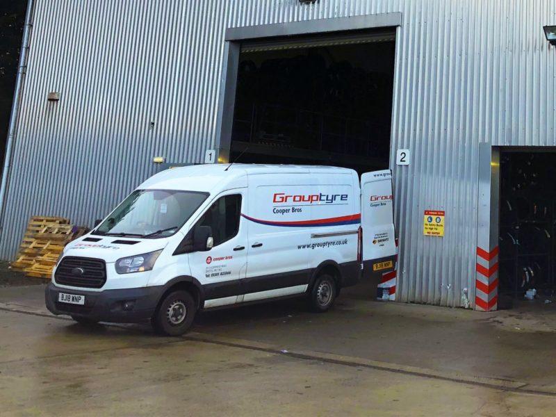 Cooper Brothers choose Michelin Agilis CrossClimate for vans