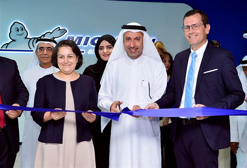 Michelin Dubai opening