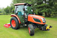 ATG to show new compact tractor tyre at Agritechnica