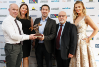 Consecutive Irish wholesale parts distributor awards for CD Group