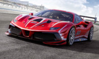 Tailor-made Pirelli tyres for Ferrari 488 Challenge Evo