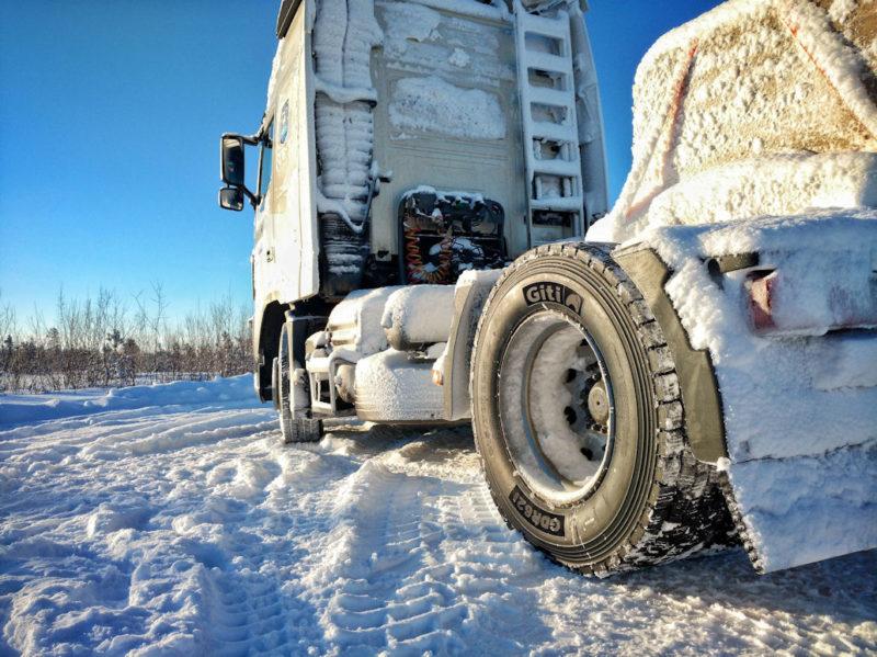 Giti Tire grows 3PMSF-certified CV tyre portfolio