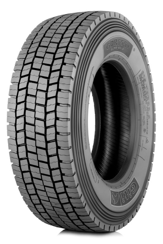 New compound adds 30% mileage to Giti Combi Road drive tyres