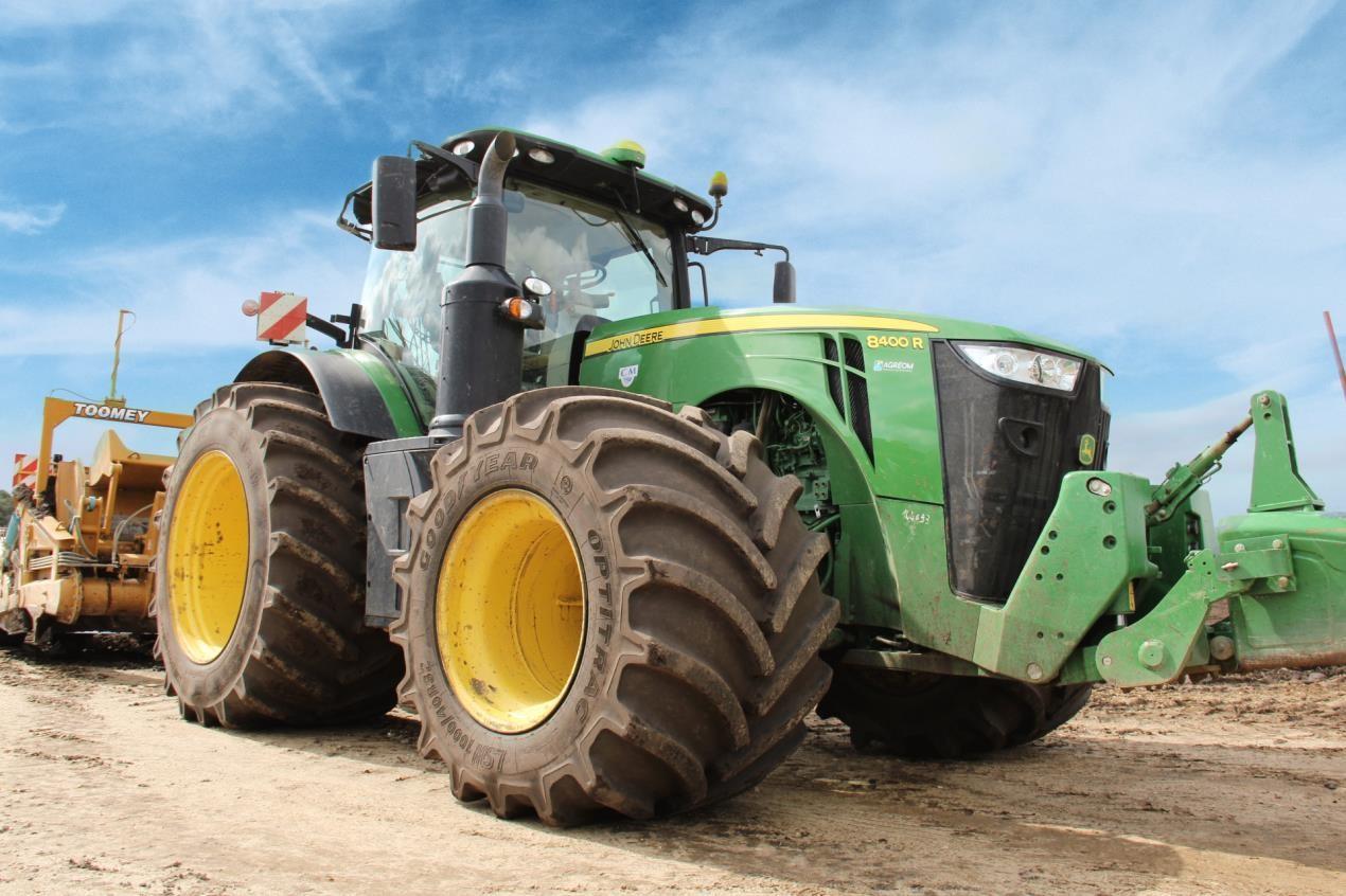 Goodyear Farm tyres