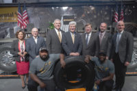 Continental Celebrates Mississippi tyre plant opening