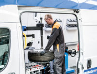 ODP offers mobile tyre service solutions