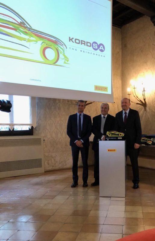 Kordsa welcomes Pirelli Supplier Award