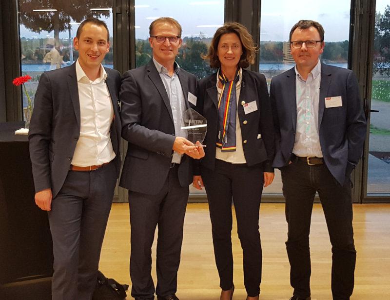 ATG gains Manitou supplier award