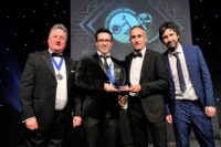 Kirkby Tyres celebrate second straight Truck & Agricultural Tyre Supplier of the Year Award
