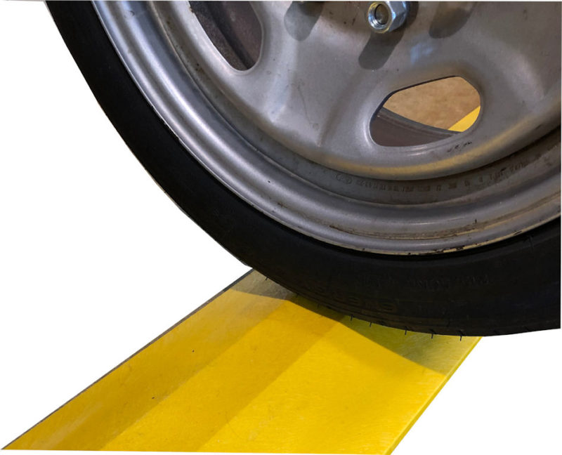 Tyrata introduces low-profile drive-over tread measurement system