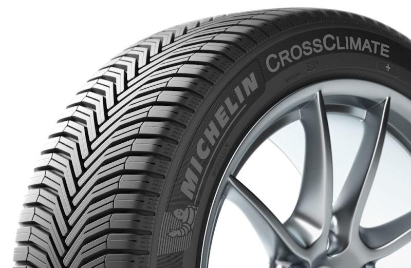 Michelin CrossClimate+ wins Auto Bild all-season tyre test 2019