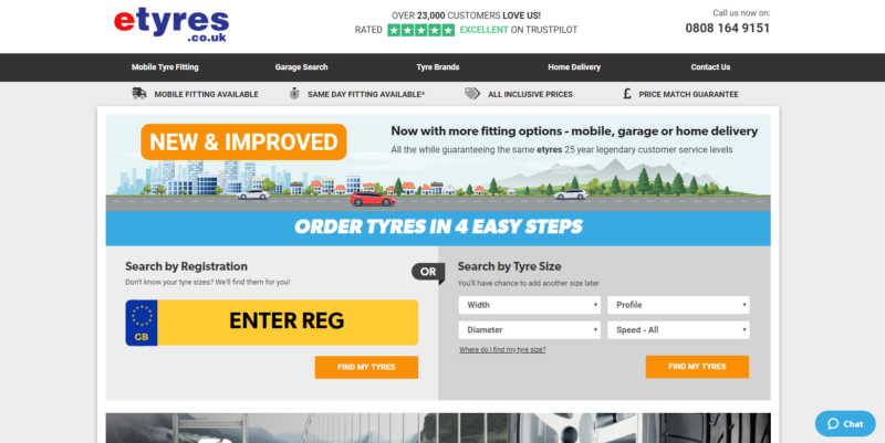 etyres.co.uk acquired by Colewood Group