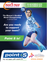 Point S sponsors Women's Handball World Championships