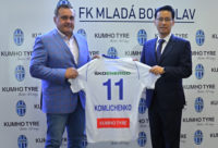 Football: Kumho Tyre partners with FK Mladá Boleslav
