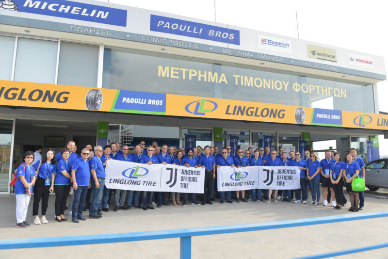 Linglong Europe dealers
