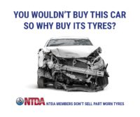 NTDA says no to part worns with new safety campaign