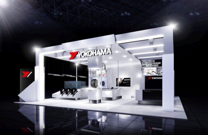 Yokohama Rubber offers show visitors glimpse into tyre future