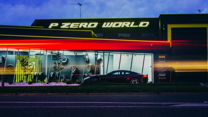 Pirelli opens fifth P Zero World in Melbourne, Australia