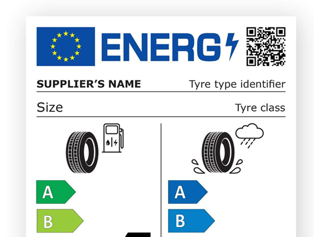 New European Tyre Label set for May 2021 introduction