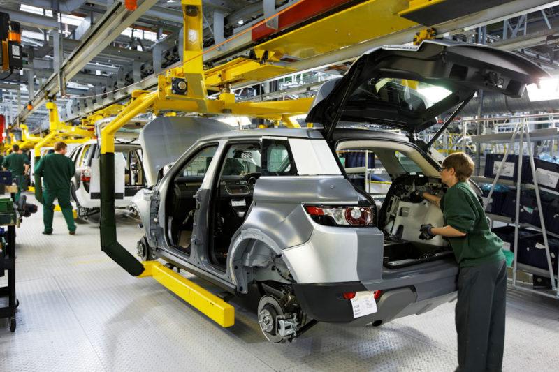 SMMT: UK car production declines 3.8% in September