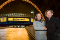 Football: Continental extends partnership with England Women's Senior Team