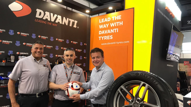 Davanti signs TTI distribution deal for France, Germany, Benelux
